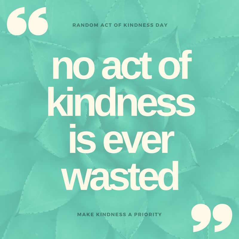 Random Act of Kindness Day 2018 at Live in MT Real Estate Montana #liveinmt #raok2018