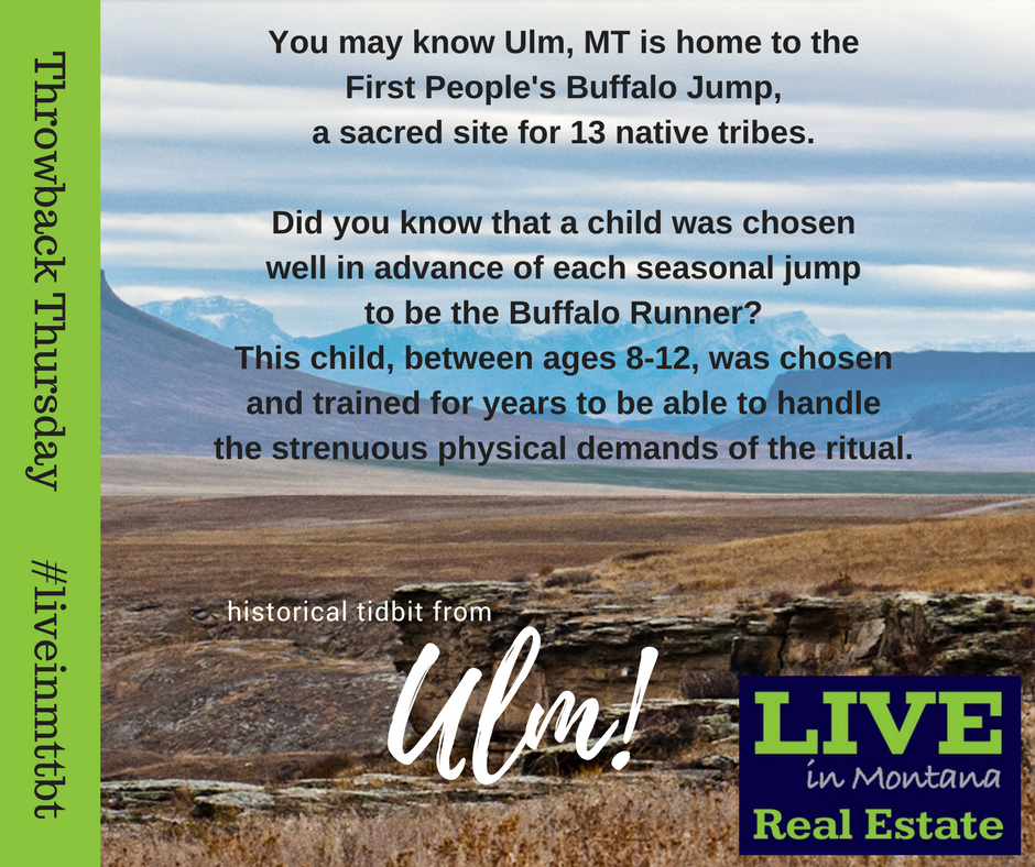 Live in MT History Tidbit Lynn Kenyon Ulm