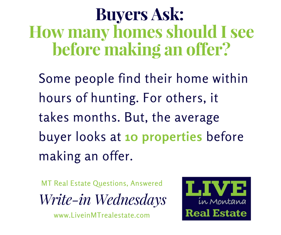 Real Estate Q&A Buyers Ask Questions presented by Lynn Kenyon of Live in MT Real Estate #liveinmt