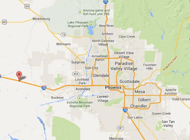 Tonopah, AZ Land For Sale