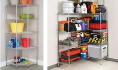 Storage Space Tips