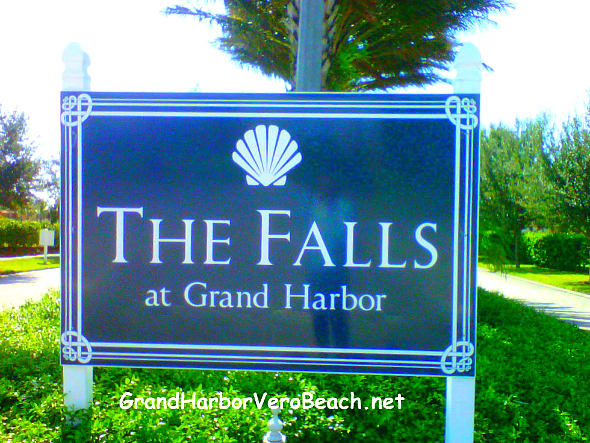 NEW HOME CONSTRUCTION THE FALLS AT GRAND HARBOR VERO BEACH FLORIDA