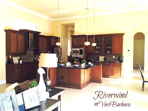 RIVERWIND LUXURY GATED MAINLAND HOMES VERO BEACH FLORIDA