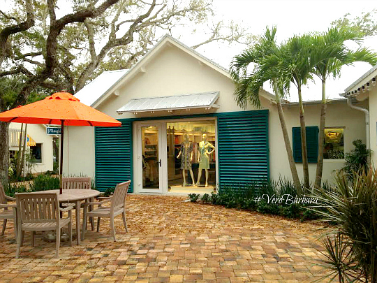 VILLAGE BEACH SHOPS CHIC SHOPPING VERO BEACH ISLAND