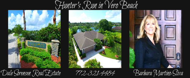 HUNTERS RUN HOMES VERO BEACH FLORIDA GATED COMMUNITY