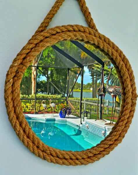 LAKEFRONT POOL HOME GATED HUNTER'S RUN VERO BEACH FLORIDA