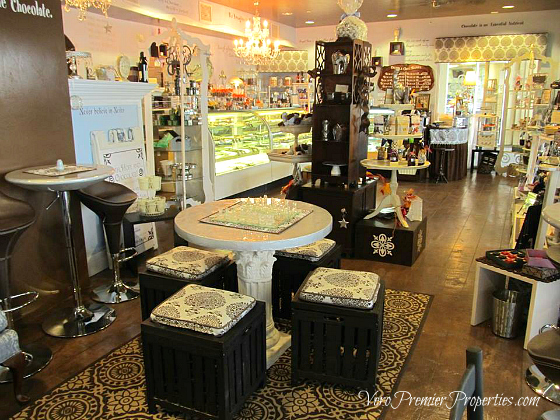 UPSCALE ESTABLISHED CHOCOLATE SHOP FOR SALE VERO BEACH FLORIDA