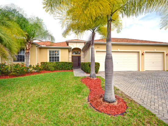 LAKE TANGELO 4 BEDROOM HOME VERO BEACH FLORIDA
