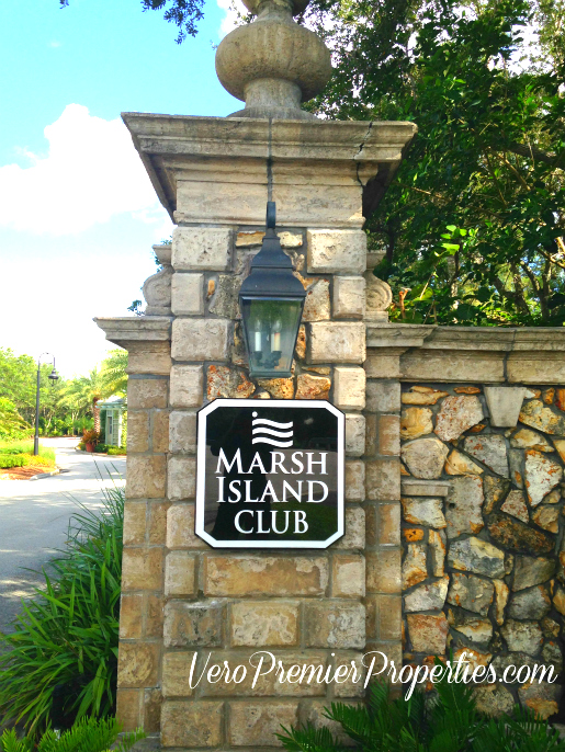 MARSH ISLAND CLUB VERO BEACH FLORIDA BOATERS WATERFRONT LIFESTYLE