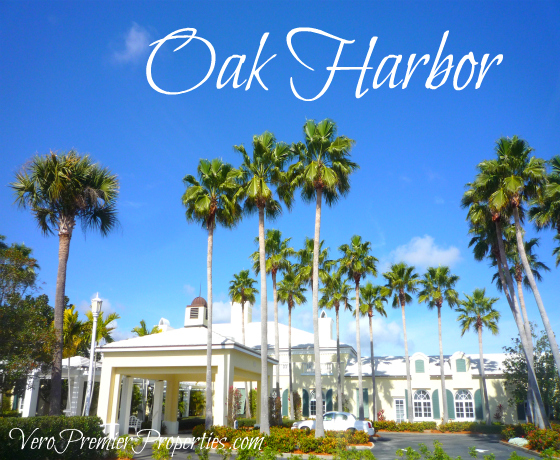 OAK HARBOR GATED 55+ LUXURY HOMES AND CONDOS VERO BEACH