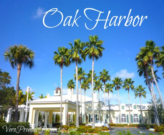 OAK HARBOR GATED 55+ LUXURY HOMES AND CONDOS VERO BEACH