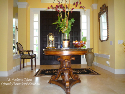 LUXURY GATED GOLF HOME VERO BEACH FLORIDA