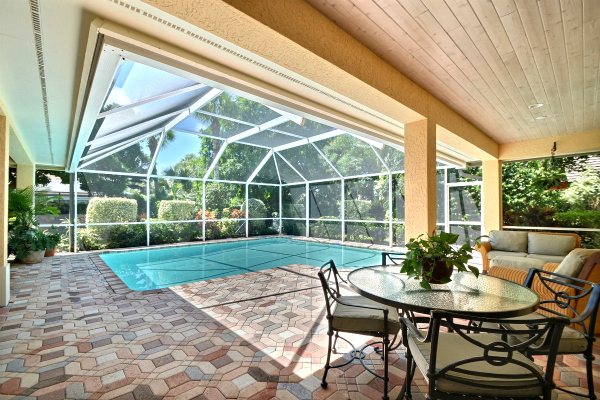Sandpointe Pool Home By The Beach Vero Beach Florida