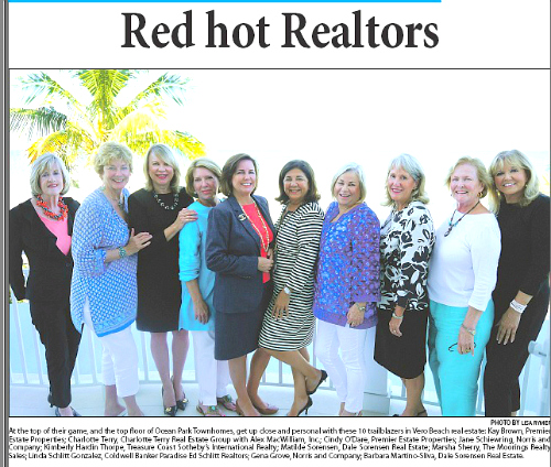 Red Hot Realtors Of Vero Beach Barbara Martino-Sliva Realtor