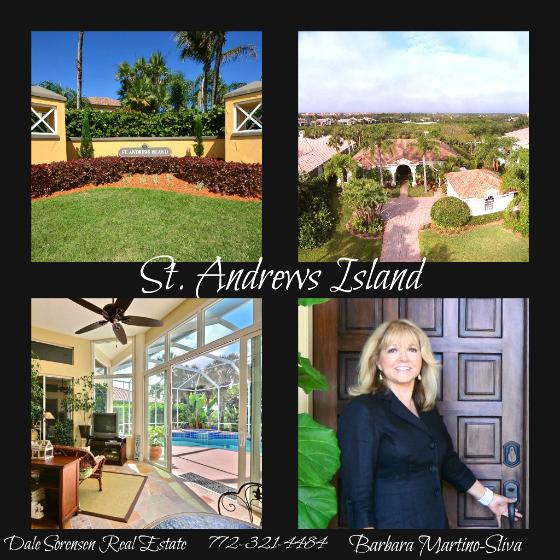St. Andrews Island Grand Harbor Vero Beach Luxury Homes