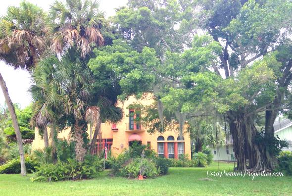 Vero Beach Country Club Historic Homes Vero Beach Florida