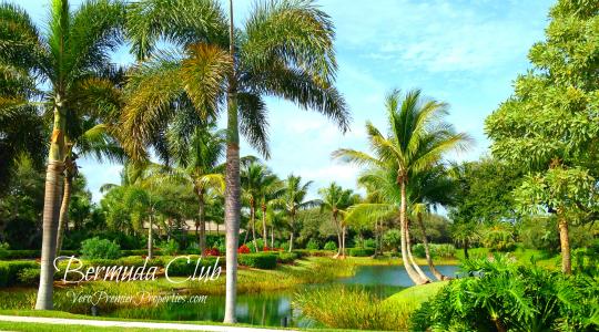 BERMUDA CLUB VERO BEACH FLORIDA ISLAND GATED HOMES