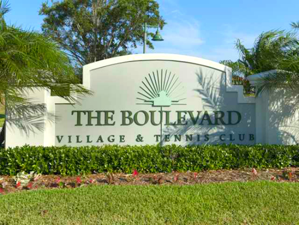 BOULEVARD VILLAGE & TENNIS CLUB CONDOS AND TOWNHOMES VERO BEACH FLORIDA