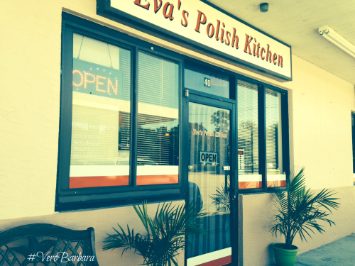EVA'S POLISH KITCHEN VERO BEACH FLORIDA HOMEMADE POLISH FOOD