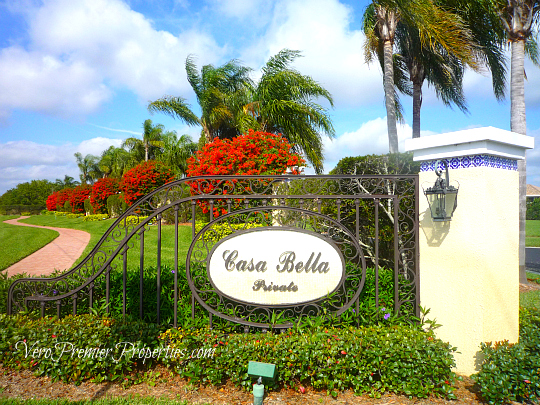 Casa Bella Vero Beach Single Family Homes By The Beach