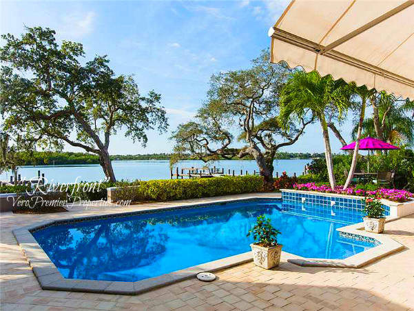 RIVERFRONT HOMES VERO BEACH FLORIDA  VeroPremierProperties.com