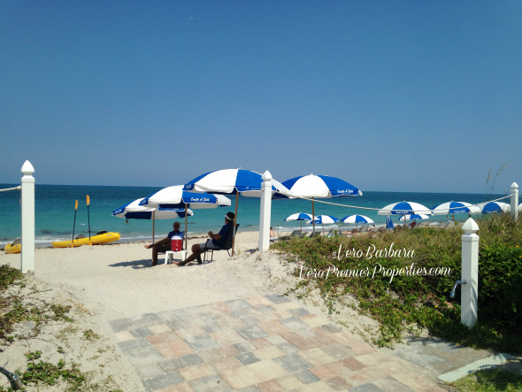 Vero Beach Oceanfront Beach Day At Costa dEste Beach Resort
