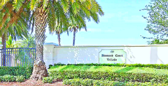 DIAMOND COURT VILLAGE HOMES VERO BEACH FLORIDA GATED