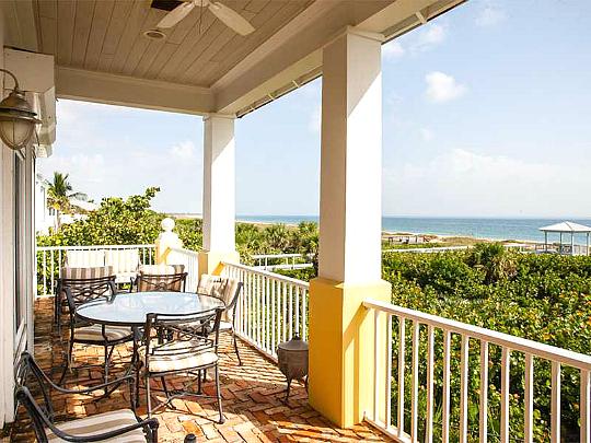 OCEANFRONT BEACH HOUSE VERO BEACH GATED DUNES