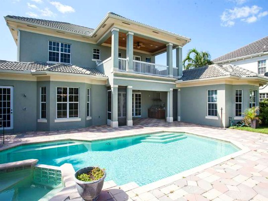 ESTUARY VERO BEACH WATERFRONT HOME WITH DOCK