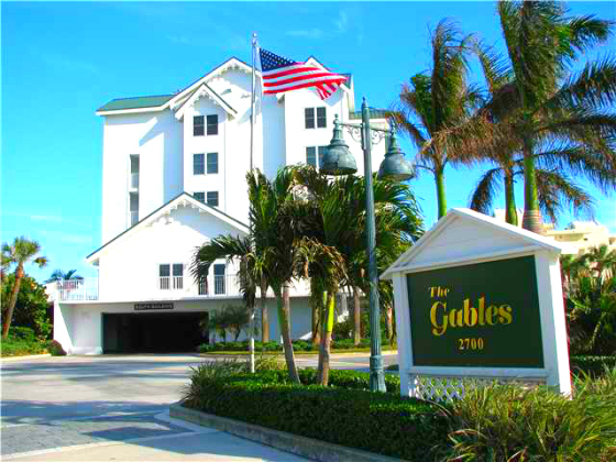 THE GABLES OCEANFRONT CONDOS VERO BEACH FLORIDA