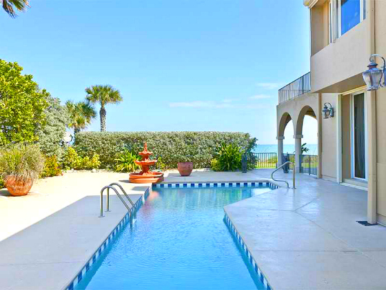 Oceanfront Homes Vero Beach Florida Beach Homes