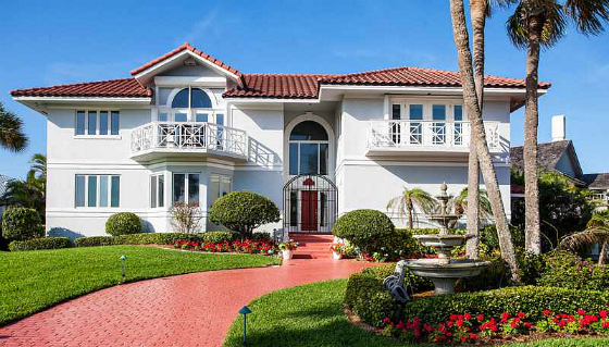 OCEANRIDGE OCEANVIEW LUXURY HOME GATED ISLAND COMMUNITY