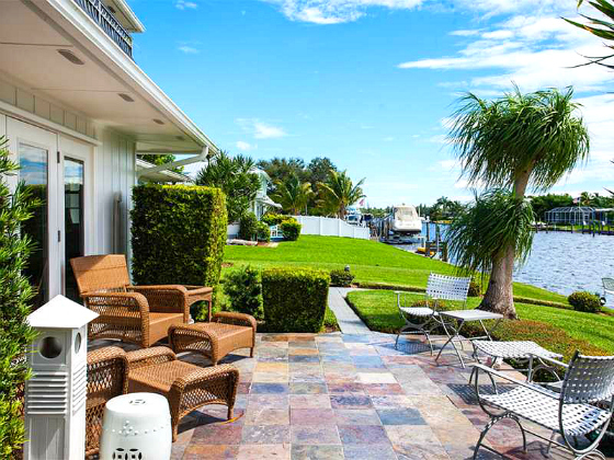 VERO ISLES WATERFRONT HOME WITH PRIVATE DOCK VERO BEACH FLORIDA