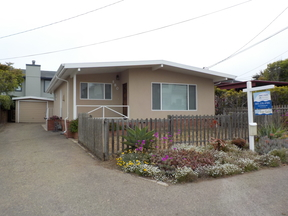 Morro Bay CA Single Family Home Sold: $519,900