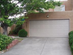 Residential : 9501 Sierra Vista Ct. NE