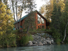 Waterfront Homes for Sale in the Kenai Penninsula