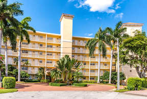 Pompano Beach FL Condo/Townhouse For Rent: $1
