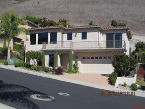 Pismo Beach CA Residential Sold: $799,500