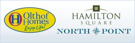 Olthof Homes NorthPointe and Hamilton Square Subdivisions