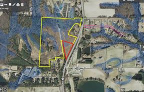 Residential Lots & Land Sale Pending: 7504 & 7508 S Nc 55 Highway