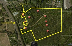 Durham NC Residential Lots & Land For Sale: $1,750,000
