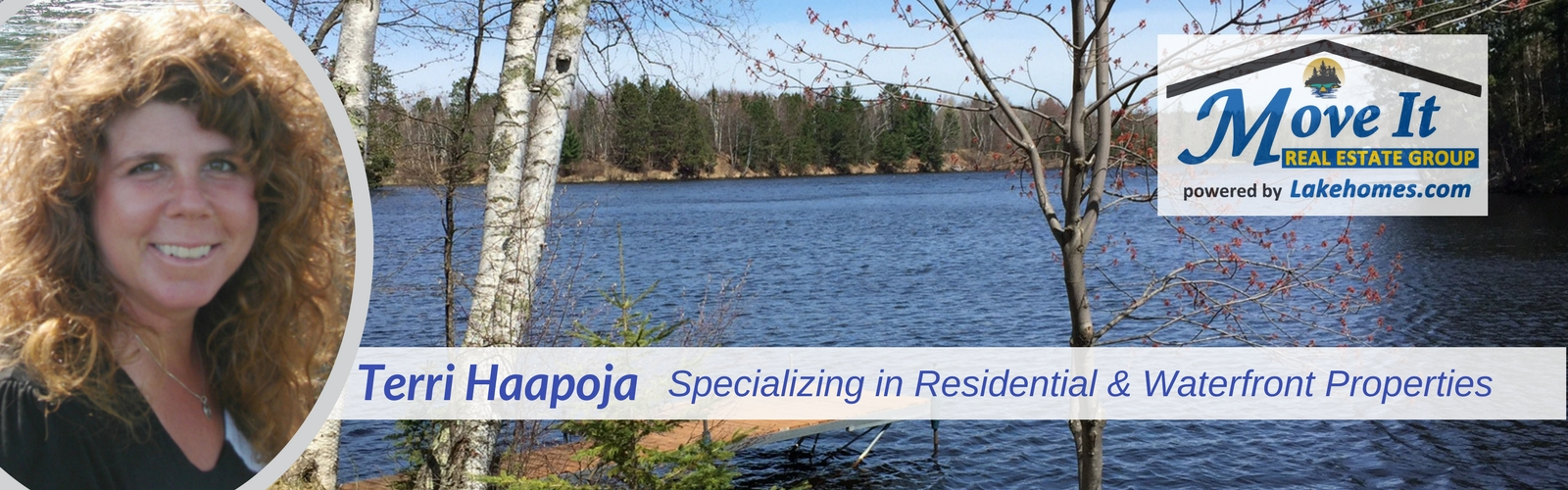 Terri Haapoja, Move It Real Estate Group