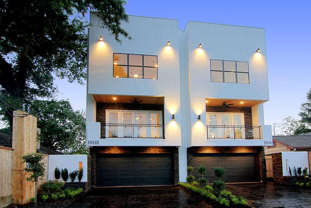 Inner loop sales townhomes in houston texas for sale for Modern houses in houston