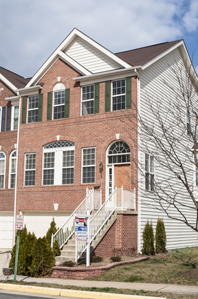 TOWNHOME Sold: 21286 Victorias Cross Terrace