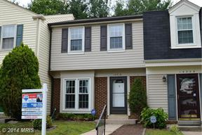 Centreville VA Townhouse For Sale: $269,000