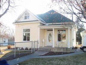 Residential Sold: 733 N 100 East