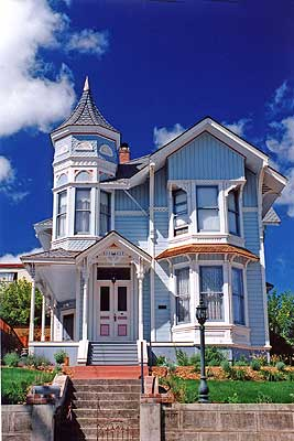 victorian stick style - Victorian Style House