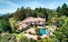 Nicasio CA Residential Sold: $2,895,000