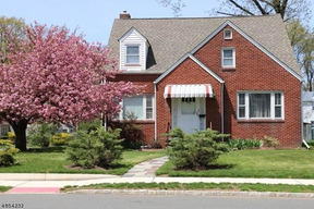 Union NJ Single Family Home Sold: $349,000