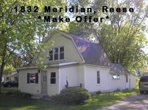Residential Closed: 1832 Meridian